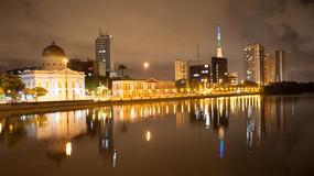 Michał Listkiewicz zachwycony Recife; Pele nazwał je najpiękniejszym miastem Brazylii