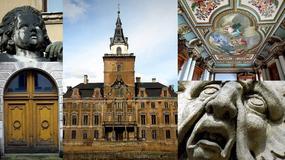 Pałac Hochbergów w Roztoce (Rohnstock) czeka na swoje drugie życie