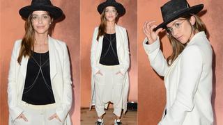 Best Look: Malwina Wędzikowska w biało-czarnej stylizacji
