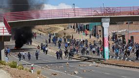 Boliwia: protestujący górnicy zabili wiceministra, strajk wciąż trwa