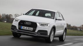 Audi Q3 2.0 TFSI - Upiększanie lidera