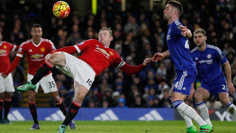 Rooney napi 30 millió forintot kereshet Kínában / Fotó: AFP