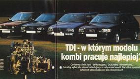 TDI – w którym modelu pracuje najlepiej? (Z archiwum Auto Świata)