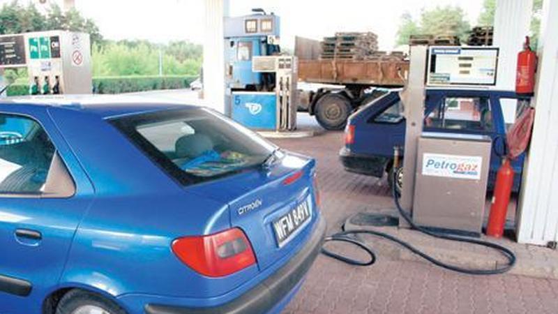Awarie instalacji LPG