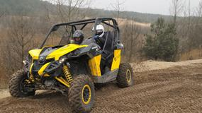 Can-am Maverick | Test