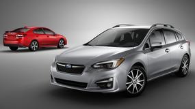 Nowe Subaru Impreza: w koreańskim stylu