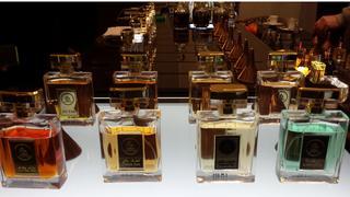 Zapach Bliskiego Wschodu: perfumeria Sense Dubai