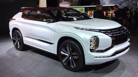 Mitsubishi GT-PHEV Concept gwiazdą Paryża