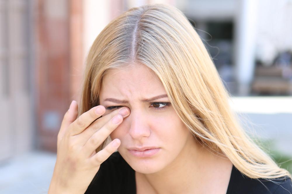 Miért fáj a szem - a szemfájdalom okai és kezelése