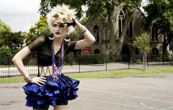 Powrót do mody z lat 80. - największy trend w nadchodzącym roku!
