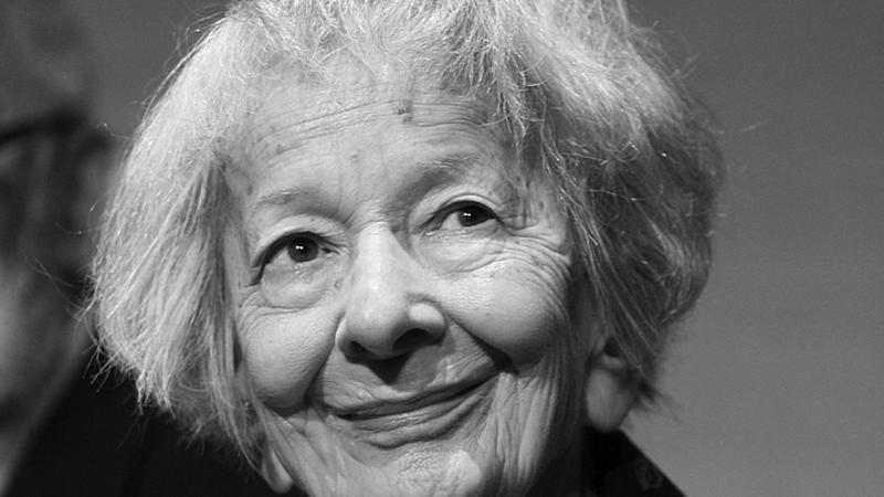 Wisława Szymborska,fot.BE&W