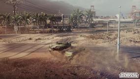 E3 2014 Armored Warfare - na targach nie mogło zabraknąć czołgów