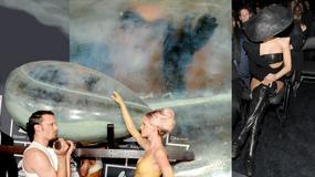Tajemnicza Lady Gaga na Grammy