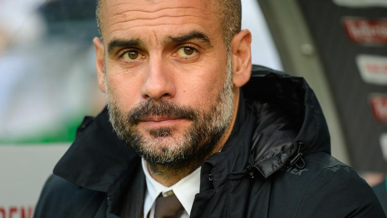 Guardiola a Manchester City edzője lesz/Fotó: AFP