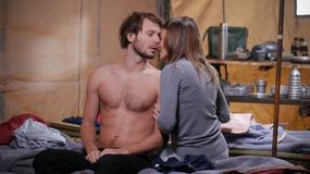 Pierwsza miłość: Mateusz Banasiuk w gorących scenach z Edytą Herbuś!