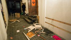 Atak na anarchistyczną klubokawiarnię w Poznaniu