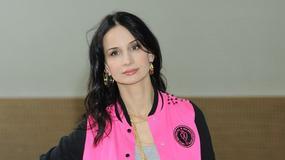 Viola Kołakowska miesiąc po porodzie