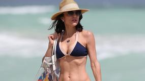 Bethenny Frankel w bikini. 46-letnia celebrytka ma niesamowite ciało!