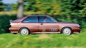 Rynek aut klasycznych - Audi, nie ma przewagi bez techniki