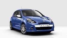 Renault Clio Gordini – Profanacja