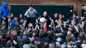 Fudbal može i ovako da se igra!