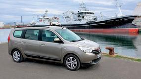 Dacia Lodgy 1.2 TCe - czy jest gotowa na długą jazdę?