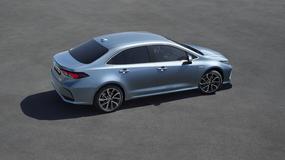 Nowa Toyota Corolla - sedan również hybrydowy
