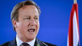 David Cameron wali pięścią w stół. Nie widzieli go jeszcze takiego rozwścieczonego