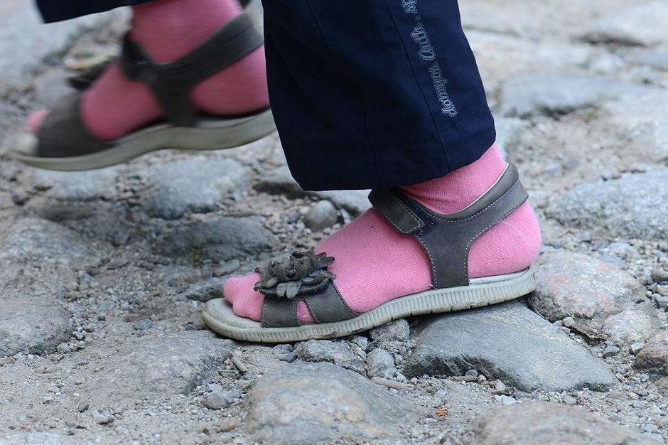 Buty, które nie powinny się znaleźć na górskim szlaku