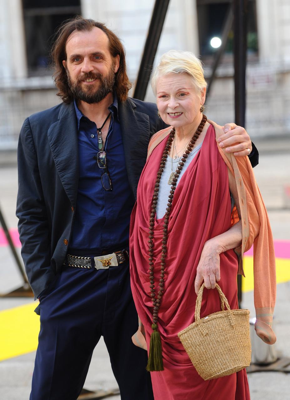 Vivienne Westwood i Andreas Kronthaler