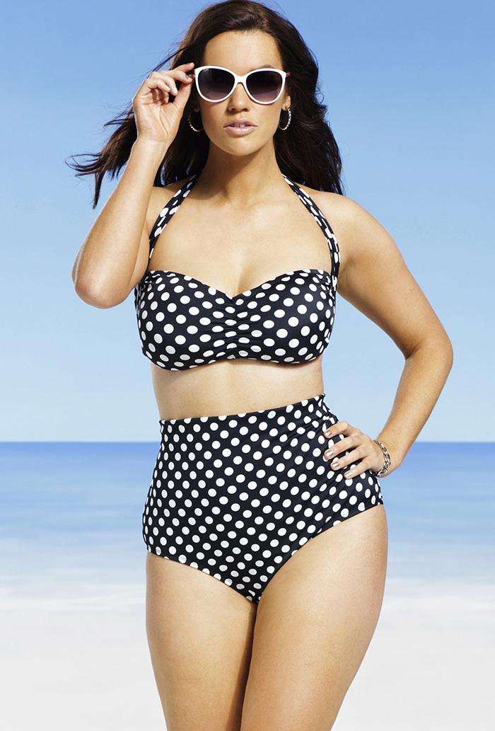 Swimsuits for all - kostiumy XXL