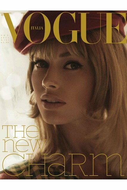 Vogue Italia September 2013