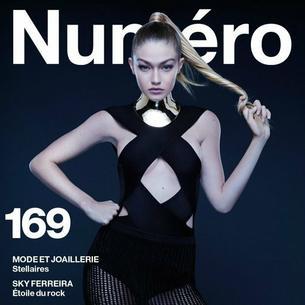 Gigi Hadid gwiazdą nowego Numero