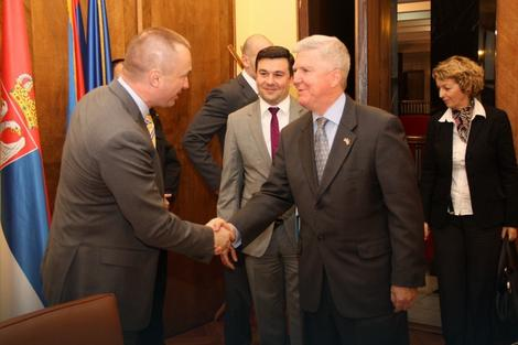 Bojan Pajtić i ambasador SAD