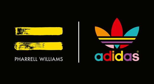 Pharell Williams for ADIDAS