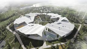 Futurystyczna szkoła za 58 mln dolarów powstanie na Syberii