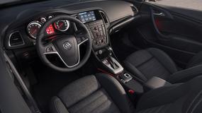 Buick Cascada - nowy model z gliwickiej fabryki