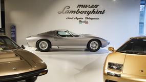 Muzeum Lamborghini w nowej odsłonie