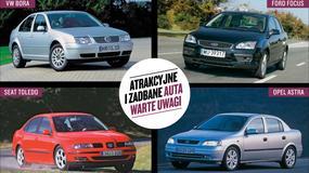 Wytrzymałe, kompaktowe sedany za 15 tys. zł