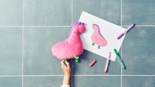 Pluszaki zaprojektowane przez dzieci dla dzieci