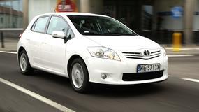 Używana Toyota Auris - Bez emocji i bez częstych usterek