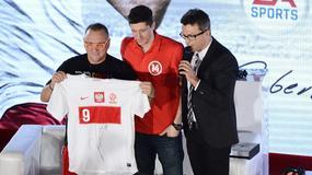 Robert Lewandowski promuje FIFA14