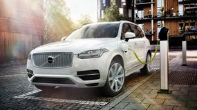Setka autonomicznych Volvo na ulicach Londynu