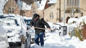 Atak zimy paraliżuje Wielką Brytanię