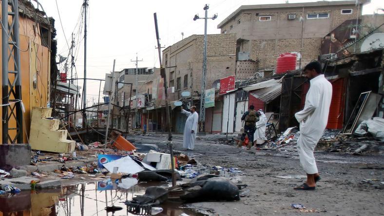 Bagdadot nem először sújtja öngyilkos robbantó, de ez az eset eddig a legsúlyosabb. /Fotó: Northfoto