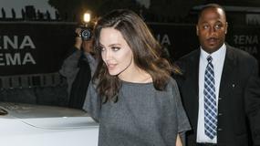 Angelina Jolie na spotkaniu z fanami. Jak wyglądała tym razem?