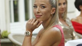 Sexy kreacja Chodakowskiej na ślubie Rozenek - zaliczyła wpadkę?