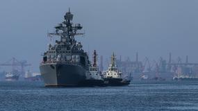 Wspólne manewry Rosji i Chin na Morzu Południowochińskim
