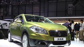 Nowe Suzuki SX4: poziom wyżej