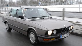 BMW 5 E28 - Auto dla cierpliwych